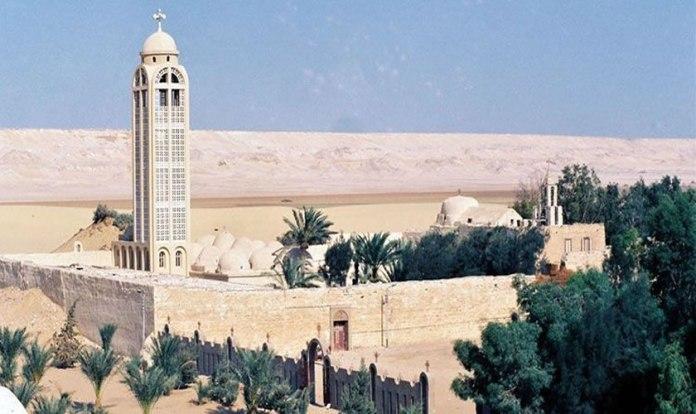 Sete peregrinos cristãos mortos no Egito
