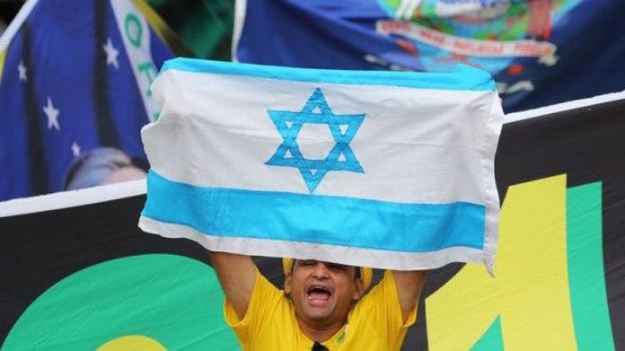 Apoio evangélico ajudou a aproximar Israel e governo Bolsonaro