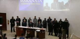 Igreja Cristã Maranata realiza Seminário e Culto Evangelístico em Paraupebas (PA)