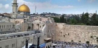 Judeus reivindicam estabelecimento de sinagoga no Monte do Templo