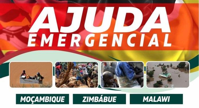 Senami lança campanha para ajudar vítimas do ciclone Idai