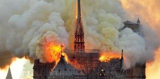 Notre-Dame para mim sempre teve um valor especial.