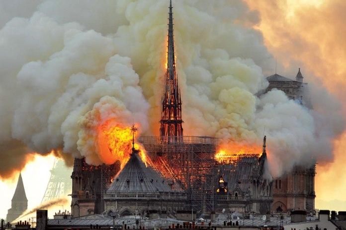 Tijolos Sagrados: Notre-Dame para mim sempre teve um valor especial.