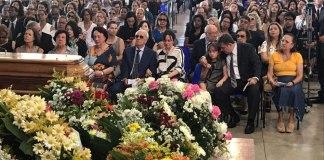 Culto pela vida da irmã Jurama Barros Gueiros