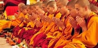 O cristianismo na terra dos budistas