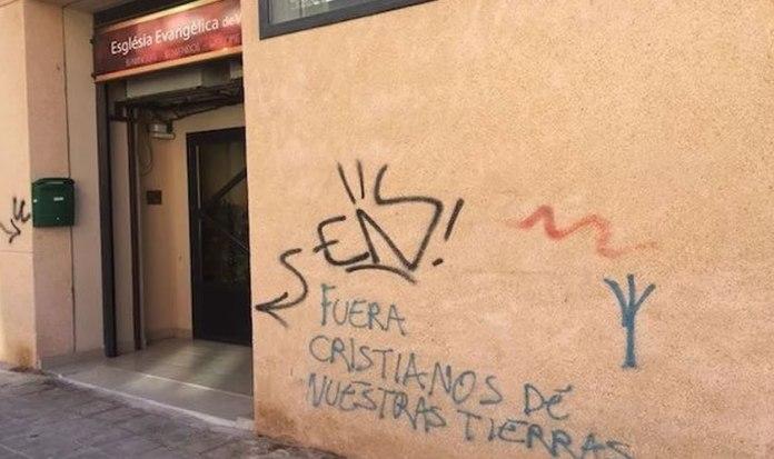 Relatório aponta crescimento de ataques a locais de culto na Espanha
