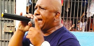 MC Dentinho evangeliza levando Música e Palavra aos presídios