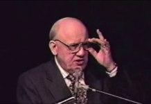 Morre Warren Wiersbe, prolífico professor de Bíblia