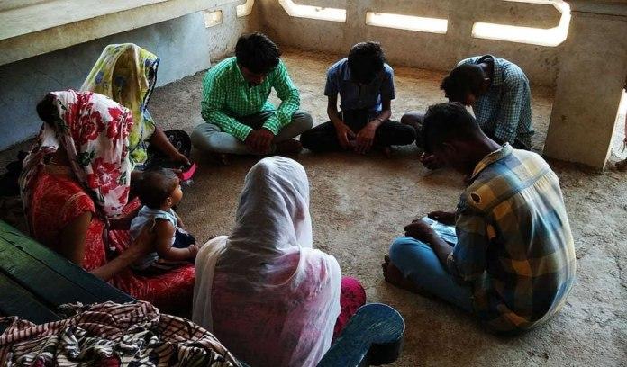 Famílias cristãs são atacadas em aldeias na Índia