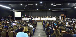 Sessão Solene em homenagem aos 484 anos de Vila Velha (ES) reúne mais de 500 participantes