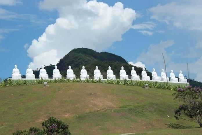Estátua de Buda: terceira maior do mundo é construída no Espírito Santo