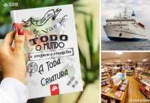 Navio MV Logos Hope tem edição exclusiva da Bíblia Sagrada