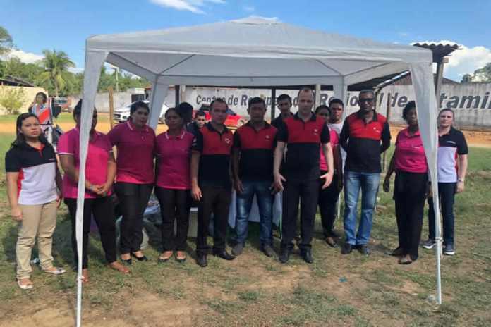 Igreja Universal recebe homenagem por trabalho humanitário da UNP em Altamira (PA)