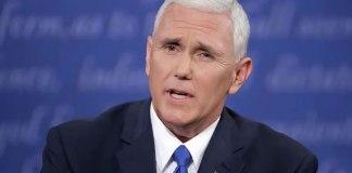 Vice-presidente dos EUA diz que passa mais tempo orando do que na internet