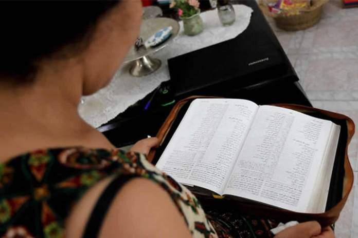 Mudança total ao encontrar Jesus