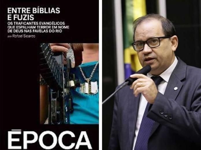 """Deputado Eli Borges repudia revista Época por ataque a evangélicos: """"Visão distorcida"""""""