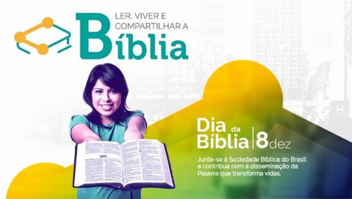 SBB lança campanha pelo Dia da Bíblia