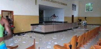 Pastor da Universal é preso e Templos são depredados em Tomé e Príncipe