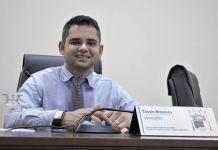 Vereador de Anchieta (ES) propõe criação de programa de incentivo ao primeiro emprego