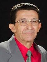 Pastor Umberto Batista da Silva lamenta a morte do pastor Nascimento Leão dos Santos