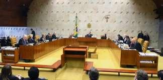 Supremo Tribunal Federal derruba validade da prisão após a segunda instância