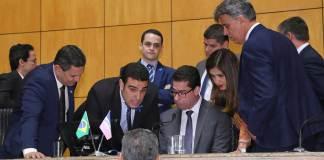 Mesa Diretora da Ales eleita para biênio 21-23 renuncia