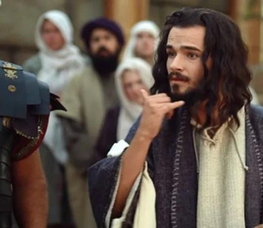 Filme sobre Jesus em língua de sinais vai alcançar mais de 70 milhões de surdos