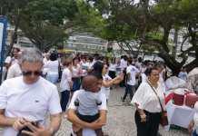 Assembleia de Deus na Praia da Costa comemora o Dia Da Bíblia com desfile