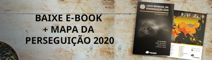 Baixe o E-Book e o Mapa da Perseguição 2020