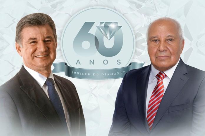 Jubileu de Diamante: CADEESO revive 60 anos de história