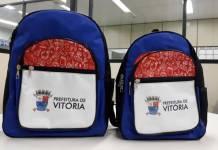 Estudantes de Vitória começam ano letivo com novidades