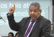 Pastor Abiezer Apolinário testou positivo para o coronavírus