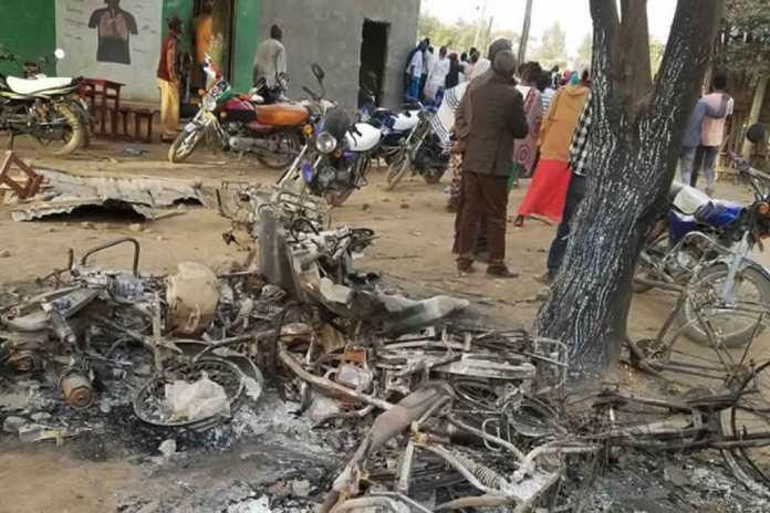 Cristãos foram detidos e tiveram sua igreja incendiada na Etiópia