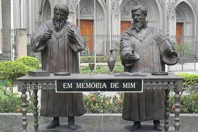 463 anos do primeiro culto protestante no Brasil