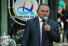 Pastor Gerson de Macedo da Assembleia de Deus em Estreito (MA) morre aos 56 anos
