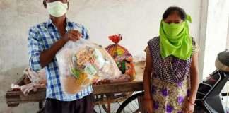 Pastores enfrentam a fome durante a quarentena da Covid-19 na Índia