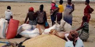 Missão Mãos Estendidas envia alimentos à África