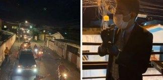 Pastor é denunciado pelo Ministério Público por usar um trio elétrico para pregar