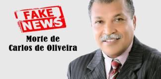 Pastor e cantor Carlos de Oliveira se recupera de um infarto