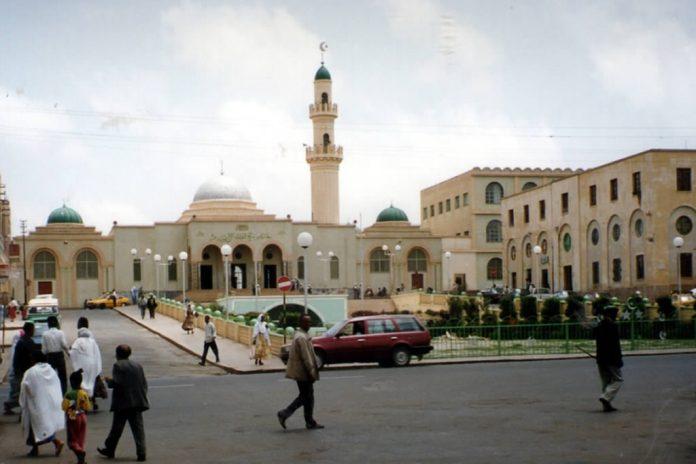 Cristãos foram presos em Asmara, capital da Eritreia
