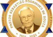 Assembleia Legislativa de Mato Grosso instituiu a Comenda Pastor Sebastião Rodrigues de Souza