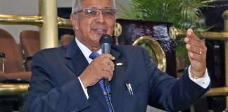 Pastor João Agripino de França assume presidência da COMADEMAT
