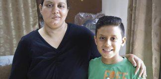 Cristã perde marido e filho por causa da perseguição religiosa