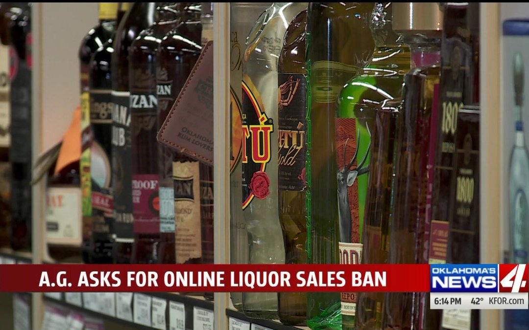 Attorneys general asking popular shopping sites to crack down on alcohol sales