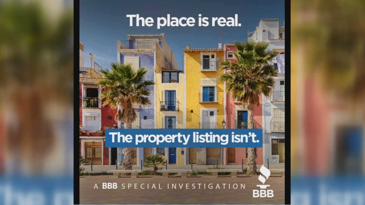 BBB: beware renting a property online - Search All Of ...