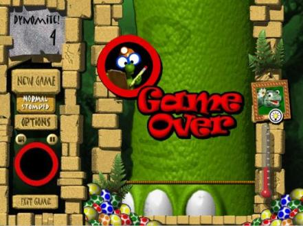 Play free Dynomite Deluxe Online games  Online Dinosaur Eggs         Picture 4
