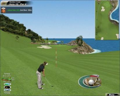 Golf Play Free Online Golf Games  Golf Game Downloads Picture 1      Nabisco Golf Course