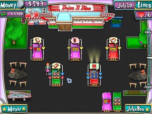 Play Online Restaurant Serving Games