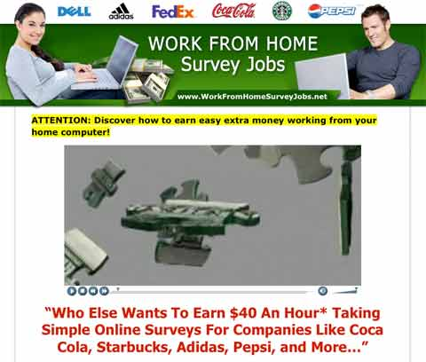 work from home - Better Business With Better Internet Marketing Practices