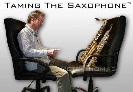 taming saxophone